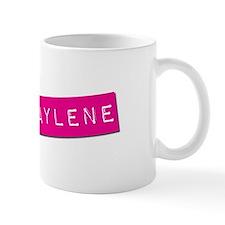 Jaylene Punchtape Small Mug