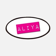 Aliya Punchtape Patches