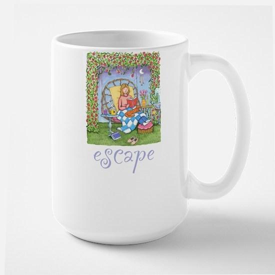 """Escape"" - Large Mug"
