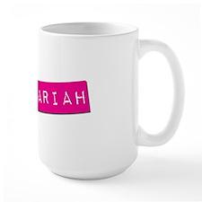 Sariah Punchtape Mug