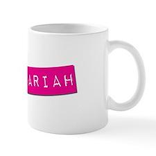 Sariah Punchtape Small Mug