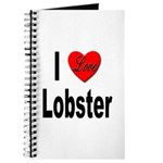 I Love Lobster Journal
