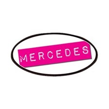 Mercedes Punchtape Patches