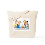 Teamwork! Tote Bag