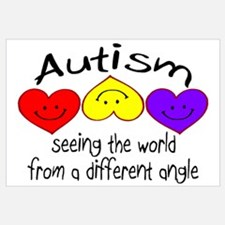Autism, Seeing The World From A Different Angle Sm