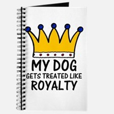 'Treated Like Royalty' Journal