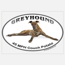 GVV Greyhound Couch Potato