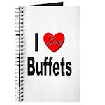I Love Buffets Journal
