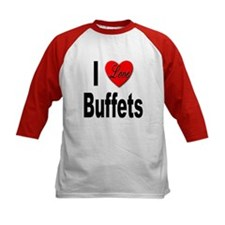 I Love Buffets (Front) Tee