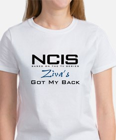NCIS Ziva's Got My Back Tee
