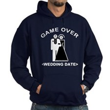 Game Over (Your Wedding Date) Hoodie