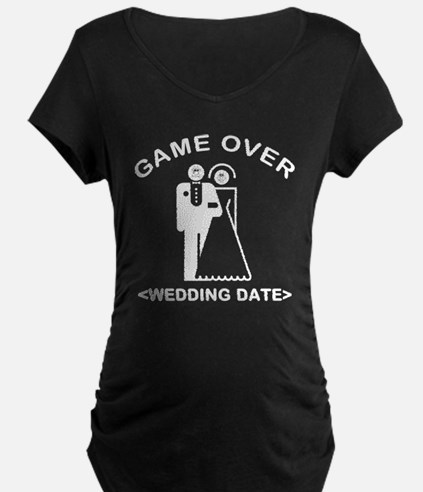Game Over (Your Wedding Date) T-Shirt