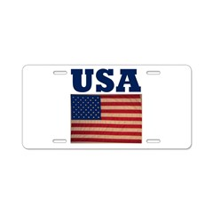 USA/America III™ Aluminum License Plate