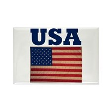 USA/America III™ Rectangle Magnet