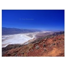 Death Valley-Dante's View Poster