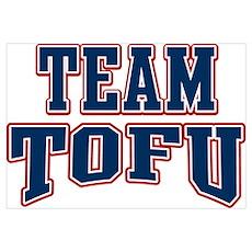 Team Tofu Poster