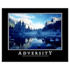 Adversity Poster