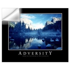 Adversity Wall Decal