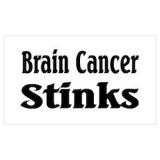 Brain Cancer Poster