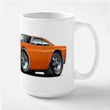 1968 Roadrunner Orange Car Mug