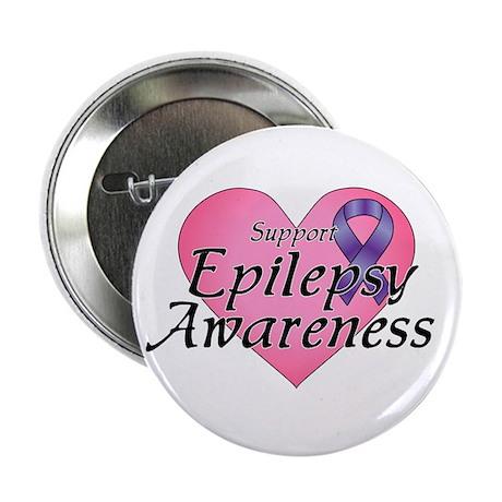 "Support Epilepsy Awareness - 2.25"" Button"