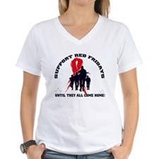 Red Fridays - Until they all Shirt