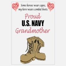 Proud US Navy Grandmother