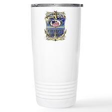 USN Navy All American Sailors Travel Mug