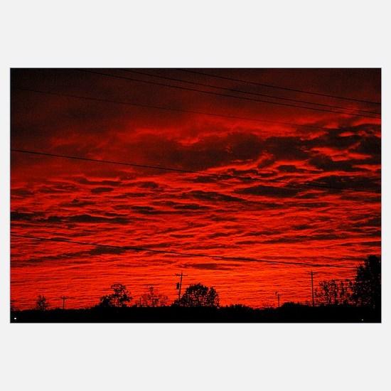 Delta Fiery Sunrise