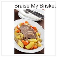 Braise My Brisket! Poster