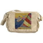 """Sailing"" Messenger Bag"