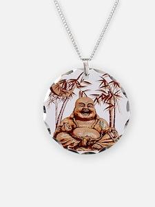 Riyah-Li Designs Happy Buddha Necklace
