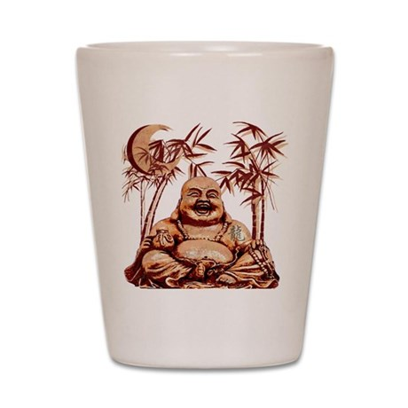 Riyah-Li Designs Happy Buddha Shot Glass