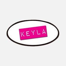 Keyla Punchtape Patches