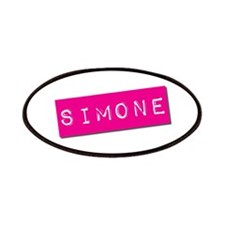 Simone Punchtape Patches
