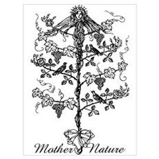 Mother Nature Canvas Art