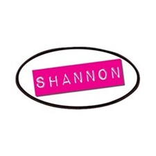 Shannon Punchtape Patches
