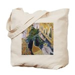"""Gondolier of Venice"" (TM) Tote Bag"