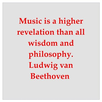 Ludwig van Beethoven Canvas Art