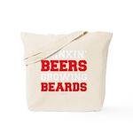 Peace, Love, Pekingese Field Bag