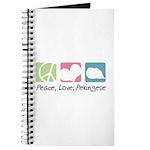 Peace, Love, Pekingese Journal