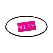 Miah Punchtape Patches