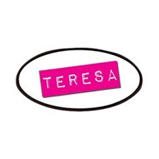Teresa Punchtape Patches