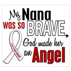 Angel 1 NANA Lung Cancer Poster