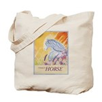 """I Dream in Horse"" (TM) Tote Bag"
