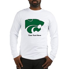 Personalizable Long Sleeve T-Shirt
