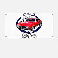 Classic Pontiac Firebird Banner
