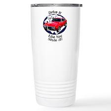 Classic Pontiac Firebird Travel Mug