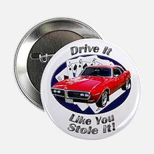 Classic Pontiac Firebird 2.25 Inch Button (10 pack