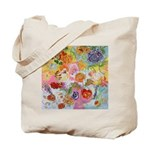 """I Love You Mom"" Tote Bag"